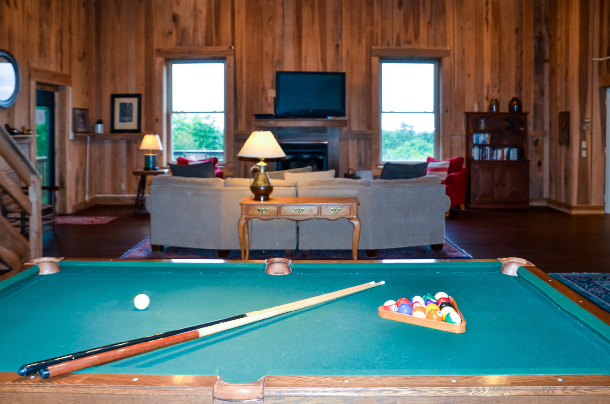 The Lodge at Treetop Retreat - Tree Top Brown County